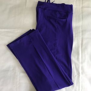 Adidas Climalite Golf Pants 💫 purple ✨ medium